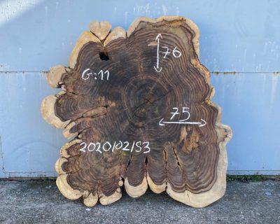 Blat z drewna sonokeling