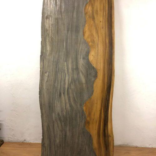 Blat z drewna suar DUO