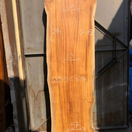 Blat z drewna Jackfruit